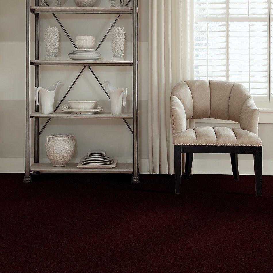 Shaw Floors Shaw Floor Studio Porto Veneri II 12′ Bordeaux 00805_52U56