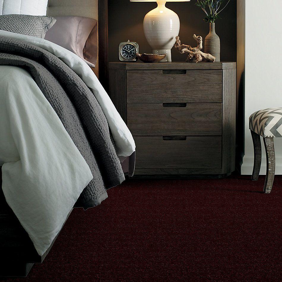 Shaw Floors Shaw Floor Studio Porto Veneri III 12′ Bordeaux 00805_52U58
