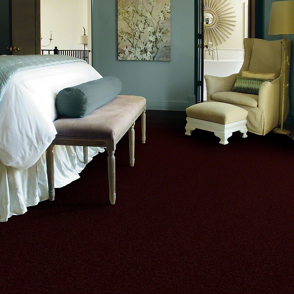 Shaw Floors Shaw Design Center Different Times II 15 Bordeaux 00805_5C495