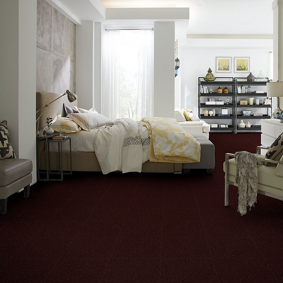 Shaw Floors Value Collections Sandy Hollow Cl Iv Net Rouge Red 00820_5E512