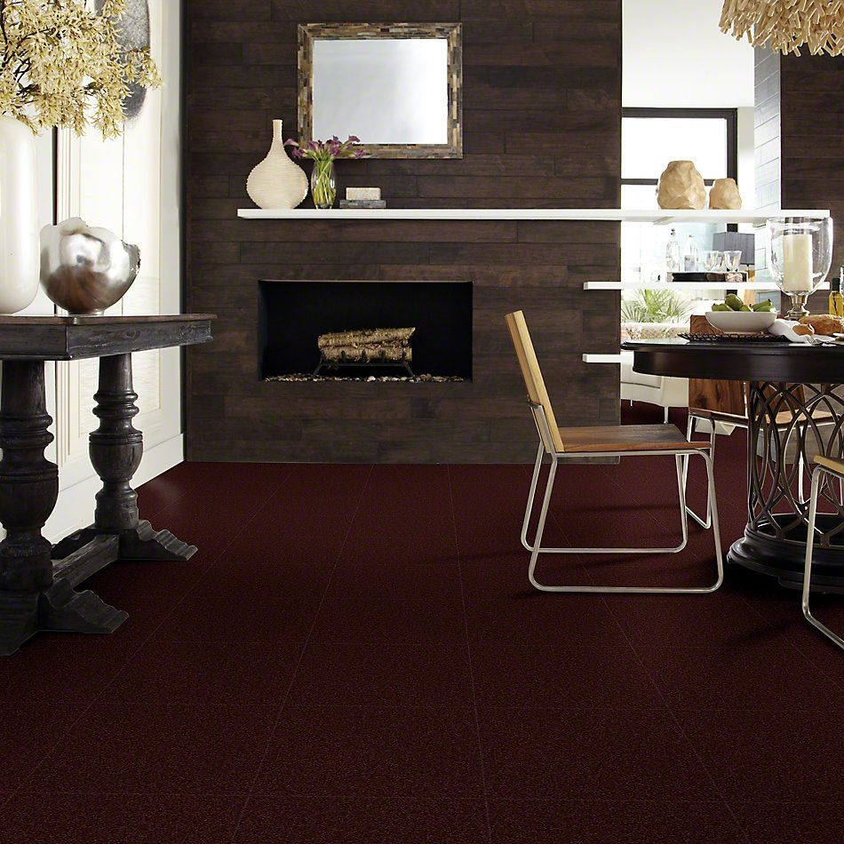 Shaw Floors SFA Shingle Creek II 12′ Rouge Red 00820_EA514