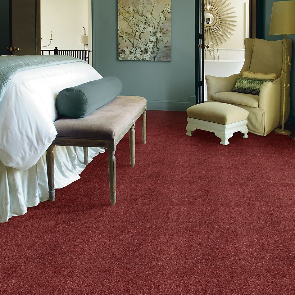 Shaw Floors Caress By Shaw Cashmere III Lg Cranberry 00821_CC11B