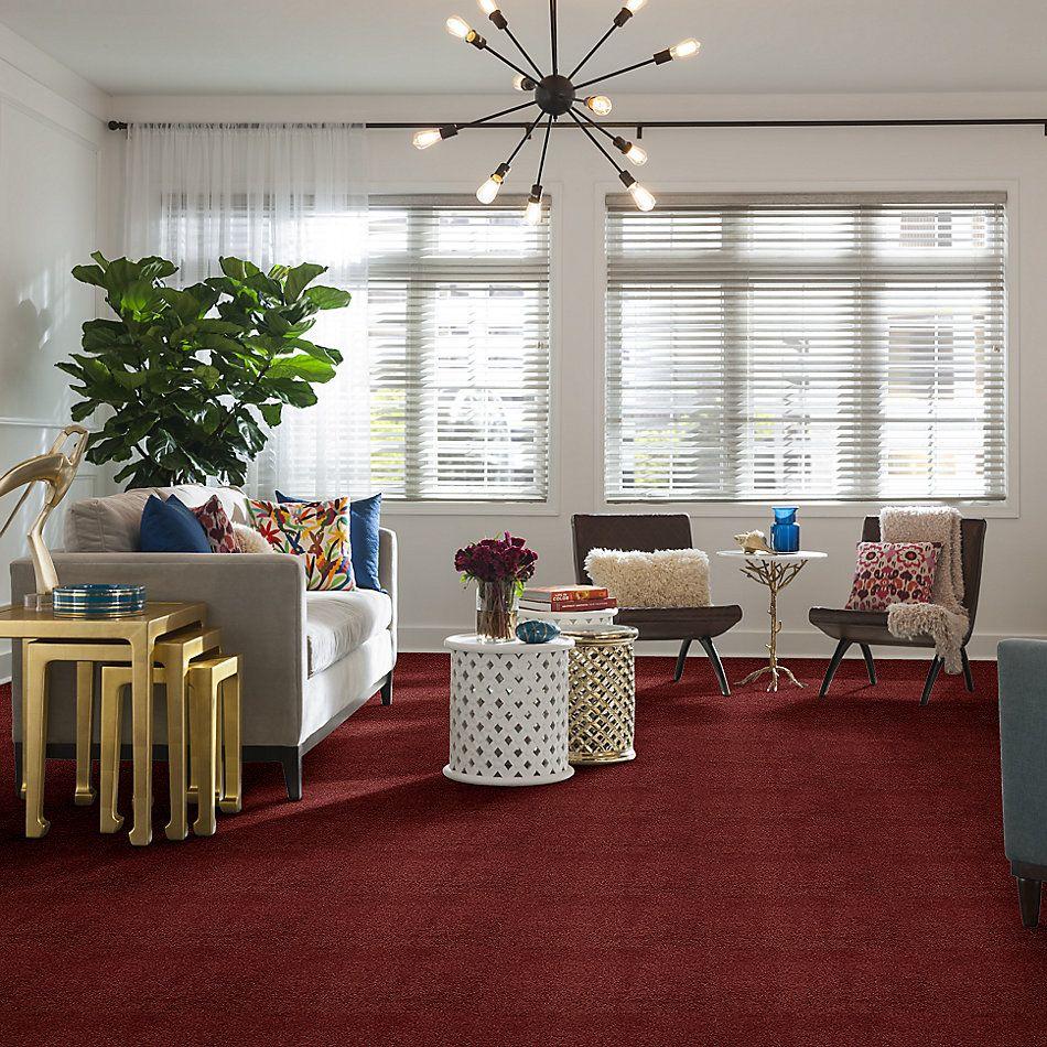 Shaw Floors Caress By Shaw Cashmere Iv Lg Cranberry 00821_CC12B