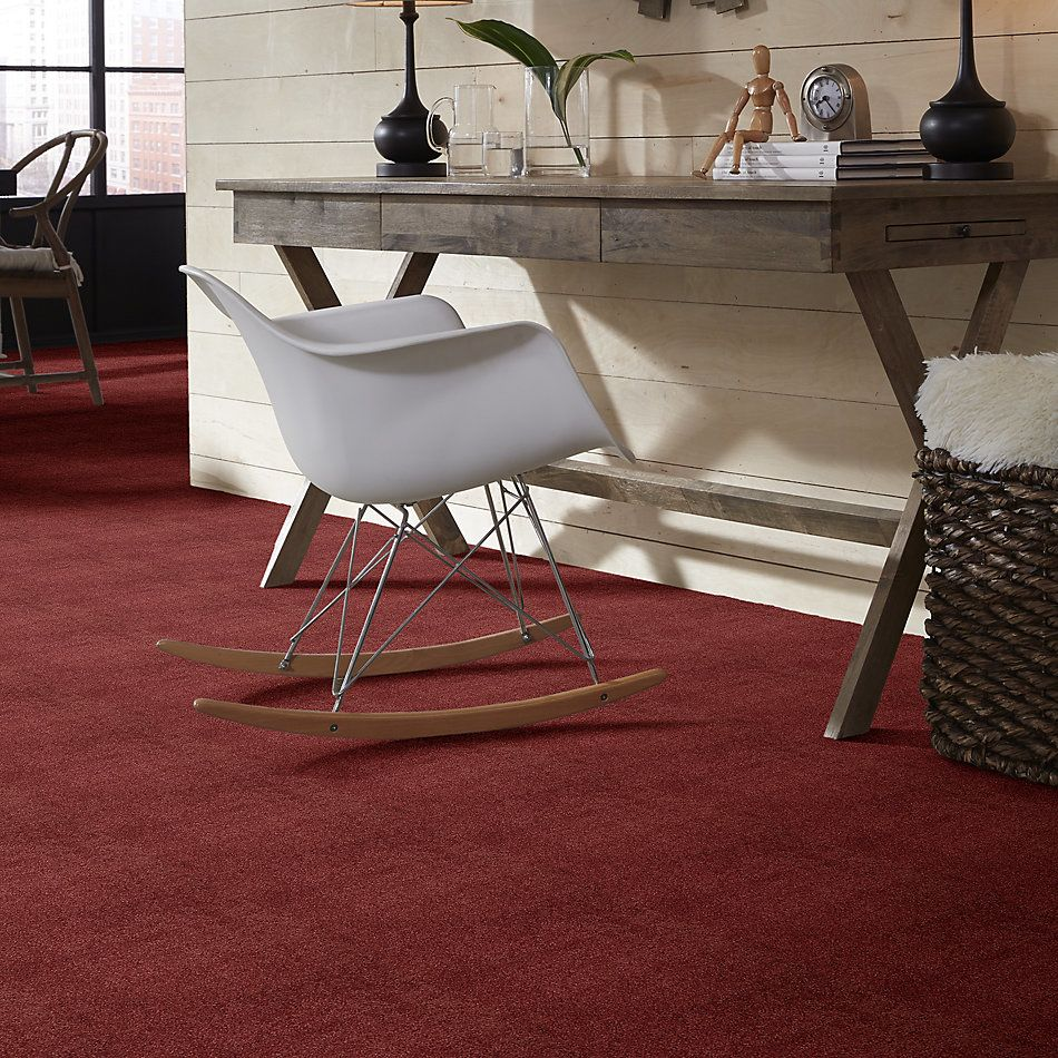 Shaw Floors Value Collections Cashmere II Lg Net Cranberry 00821_CC48B