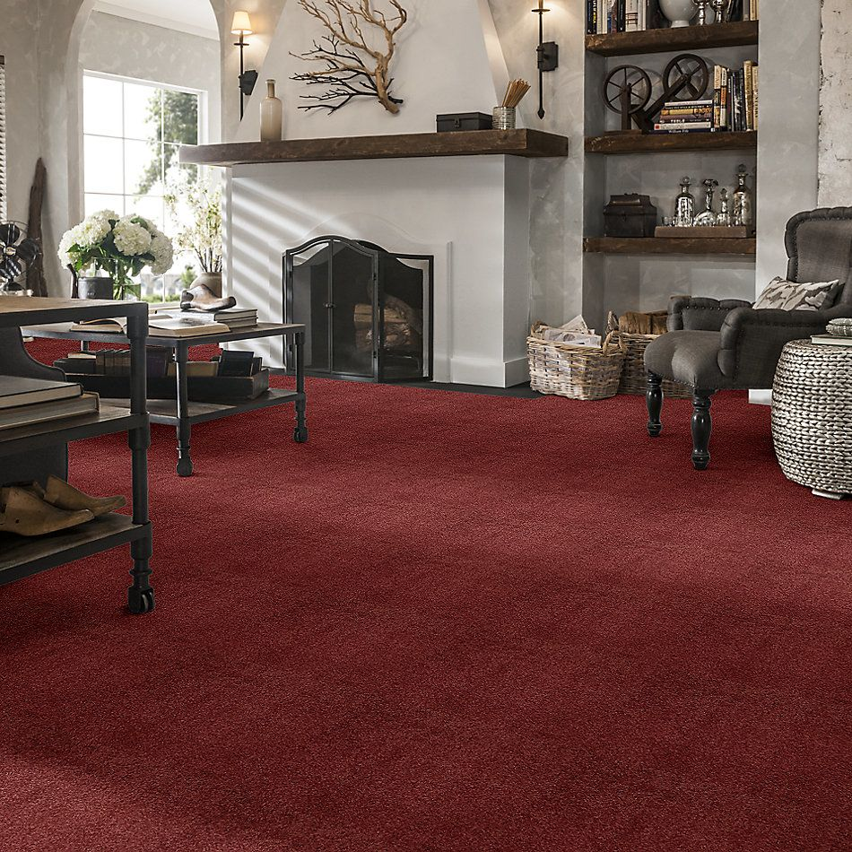 Shaw Floors Value Collections Cashmere Iv Lg Net Cranberry 00821_CC50B