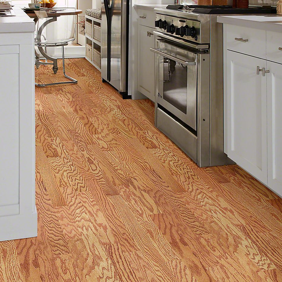 Shaw Floors Shaw Hardwoods Sonata 3 Butterscotch 00841_SW674