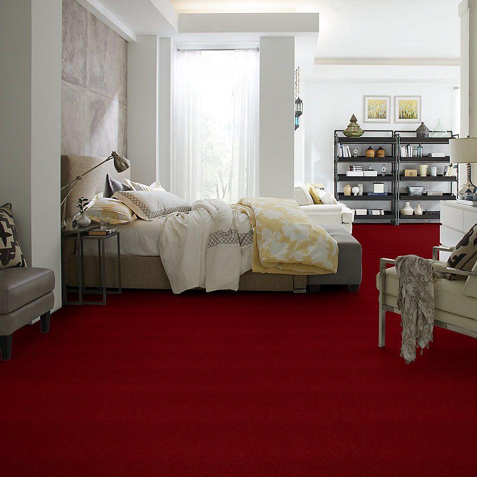 Shaw Floors Shaw Design Center Kinship 3.25 Crimson 00846_DC200
