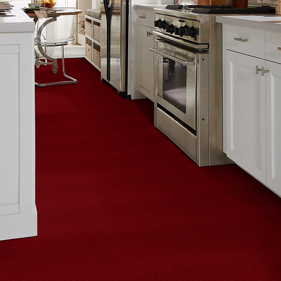 Shaw Floors Shaw Design Center Kinship 3.25 Crimson 00846_DC200