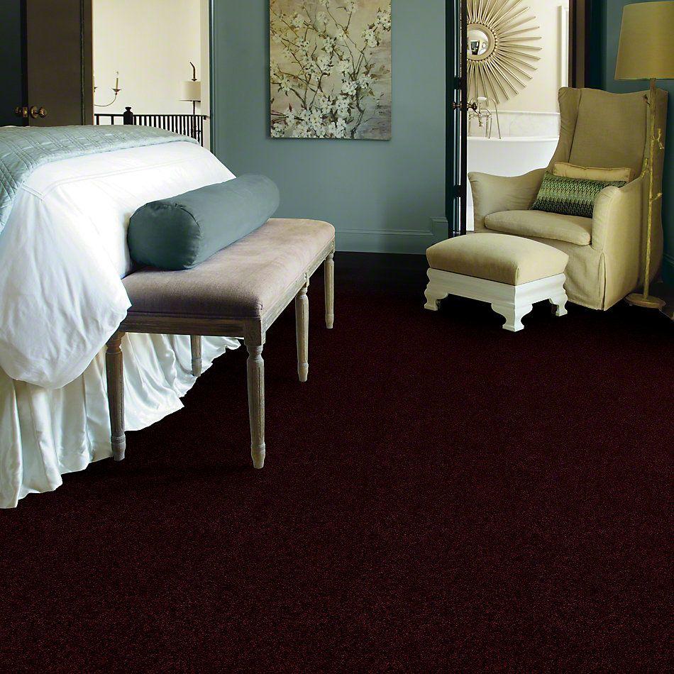 Shaw Floors Foundations Luxuriant Raspberry Row 00861_E9253