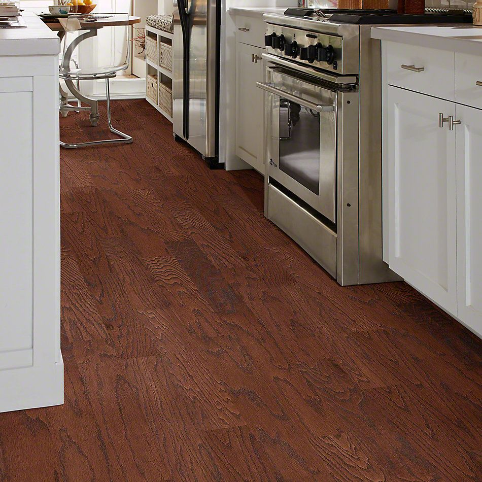 Shaw Floors Shaw Hardwoods Albright Oak 5 Hazelnut 00874_SW582