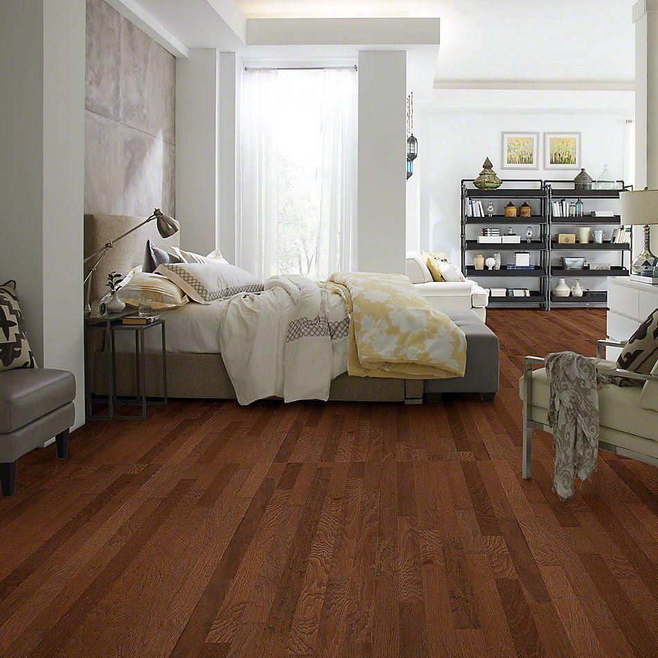 Shaw Floors Shaw Epic Hardwood Jubilee 3 1/4 Burnished Amber 00875_SW193