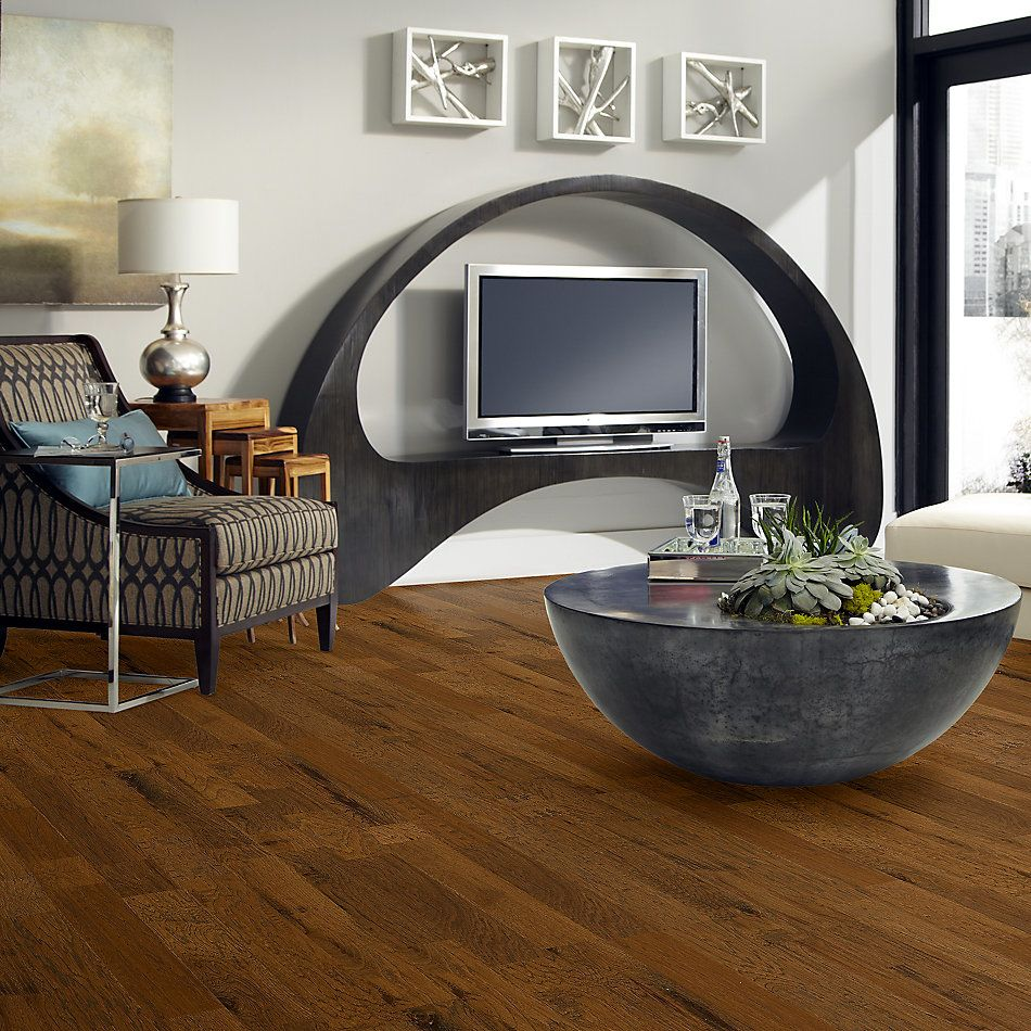 Shaw Floors Shaw Epic Hardwood Pebble Hill Hcky 5 Warm Sunset 00879_IS508