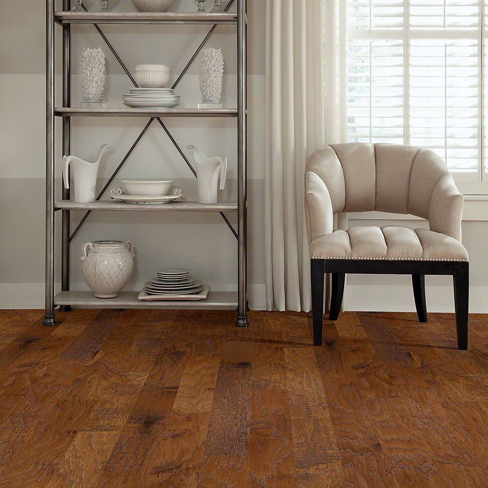 Shaw Floors Shaw Hardwoods Sequoia Hickory 5 Woodlake 00879_SW539
