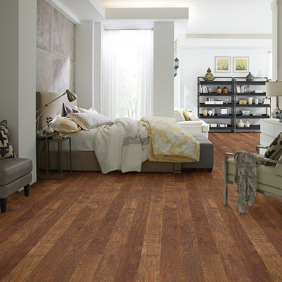 Shaw Floors Shaw Hardwoods Sequoia 6 3/8 Woodlake 00879_SW545