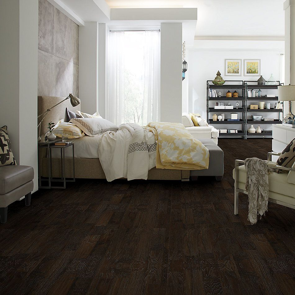 Shaw Floors Shaw Epic Hardwood Pebble Hill Hcky 5 Olde English 00885_IS508