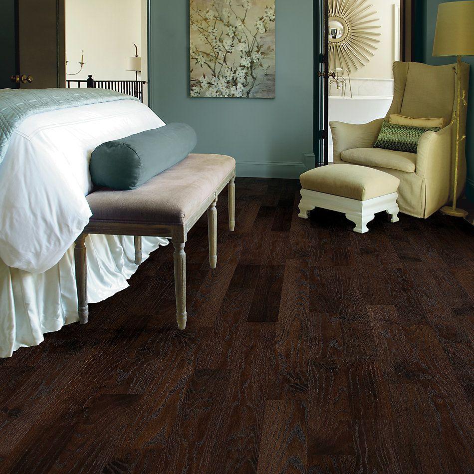 Shaw Floors Home Fn Gold Hardwood Appaloosa Roan Brown 00891_HW357