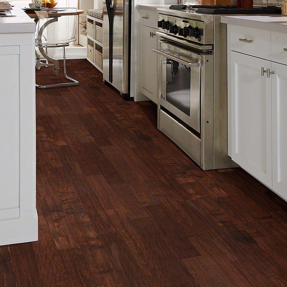Shaw Floors Shaw Hardwoods Expedition Maple 4 Maple Syrup 00895_SW507