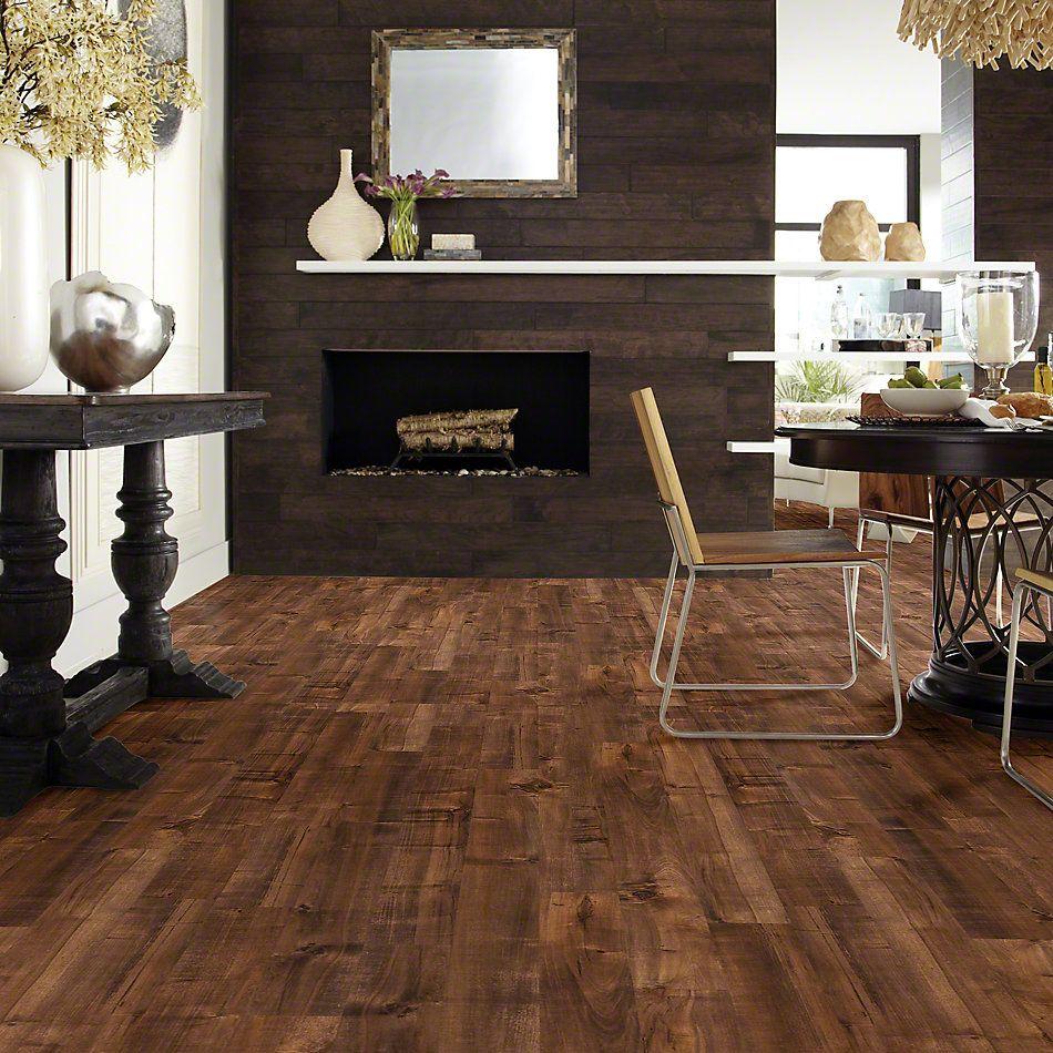 Shop Shaw Floors Sfa High Road Mocha 00897 Sa565 Laminate Flooring