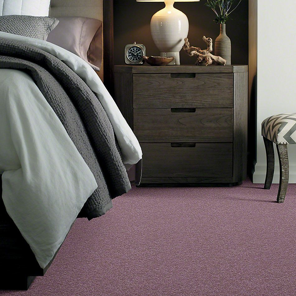 Shaw Floors Clearly Chic Bright Idea I Lavender Scent 00900_E0504