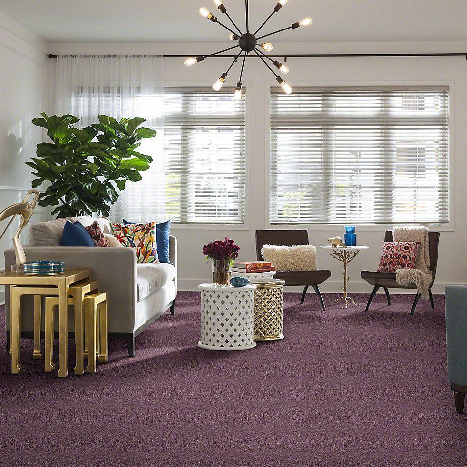 Shaw Floors Clearly Chic Bright Idea II Lavender Scent 00900_E0505