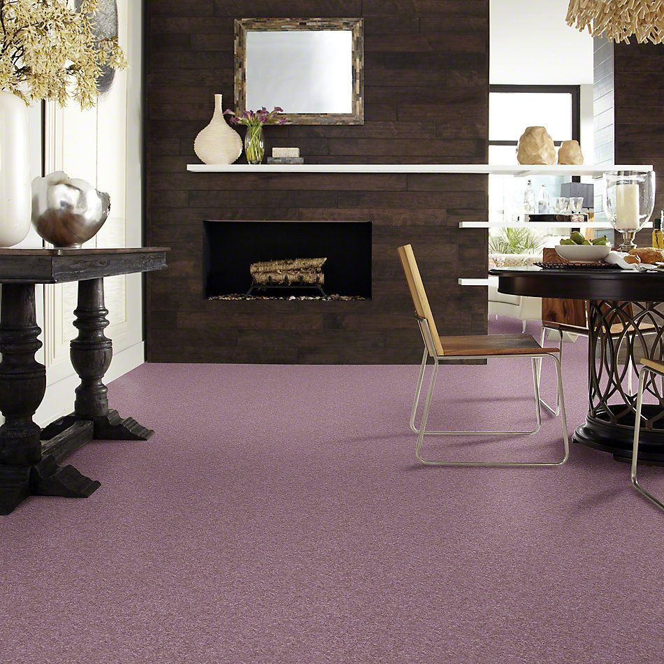 Shaw Floors Clearly Chic Bright Idea III Lavender Scent 00900_E0506