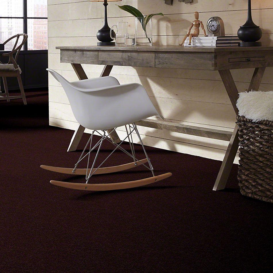 Shaw Floors Shaw Design Center Luxury Bay III Plum Delight 00902_5C671