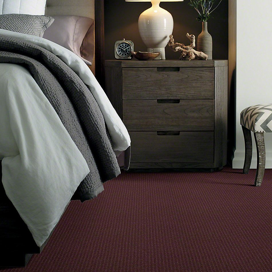 Shaw Floors SFA Loyal Beauty Pattern Plum Delight 00902_EA183