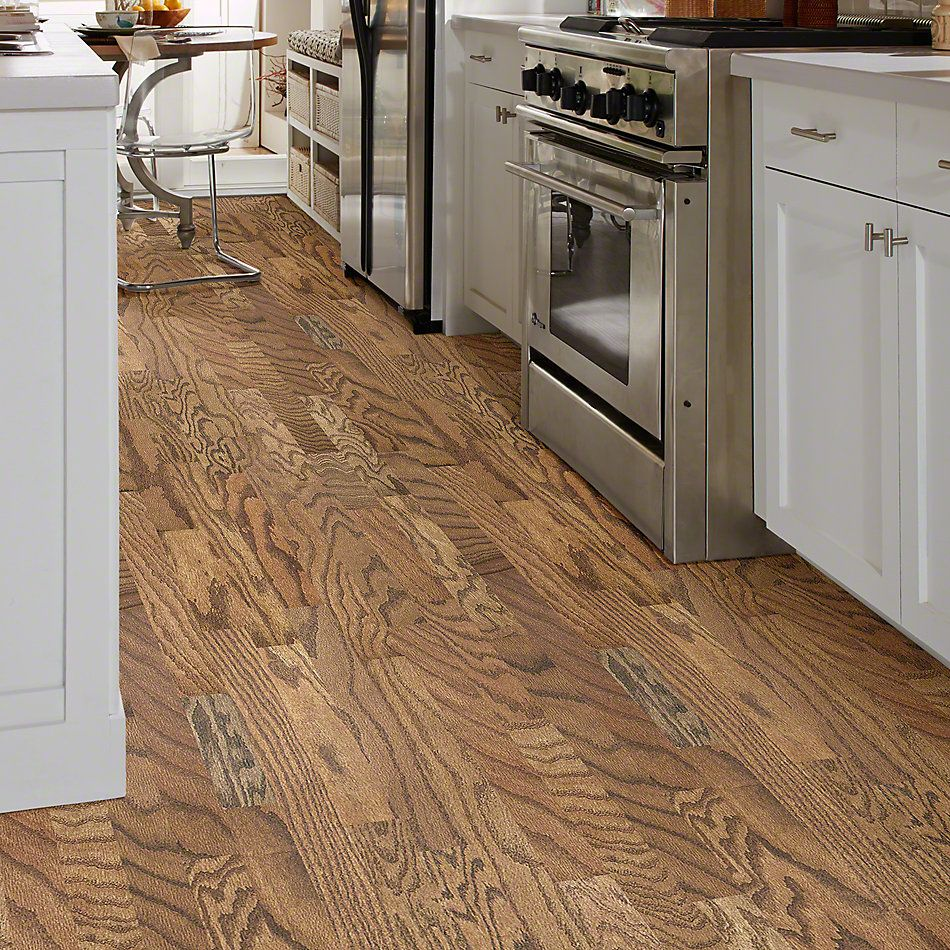 Shaw Floors Shaw Hardwoods Sonata 3 Leather 00914_SW674