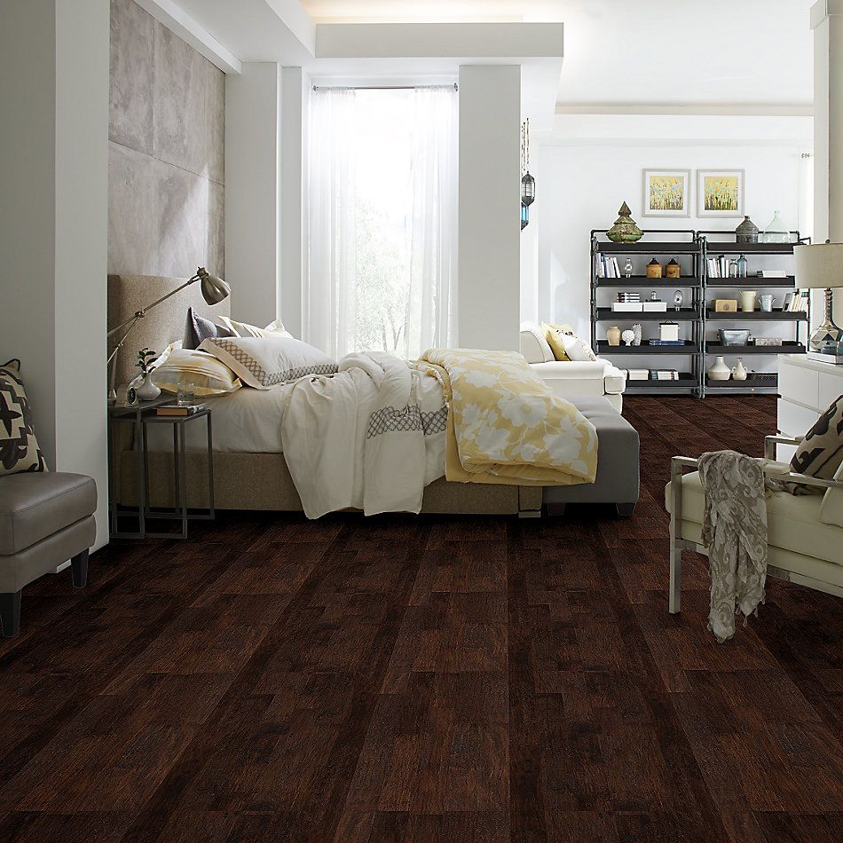 Shaw Floors Village Hardwoods Tongass Espresso 00917_VH014