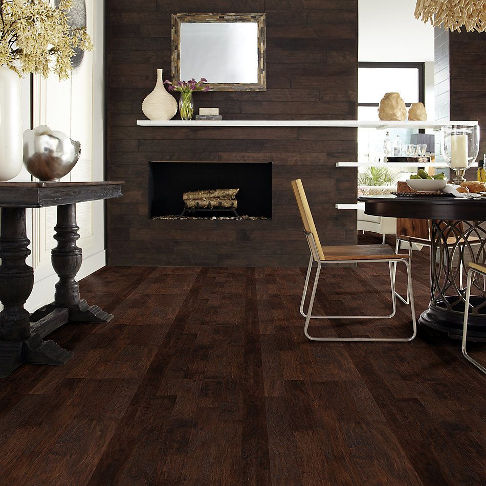 Shaw Floors Shaw Hardwoods Mccormick Espresso 00917_XW022