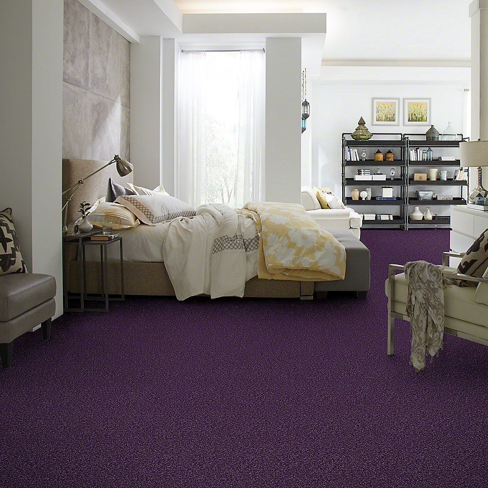 Shaw Floors Fielder's Choice 12′ Grape Slushy 00931_52Y70