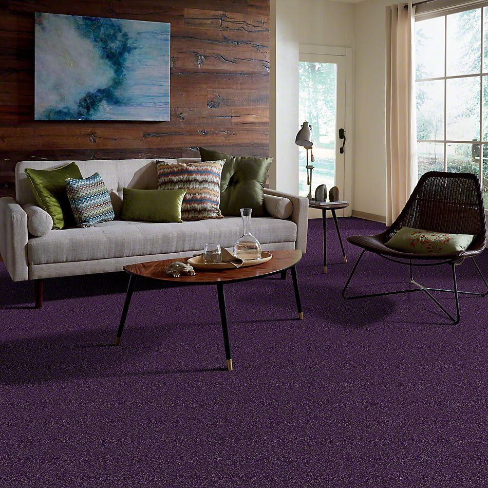 Shaw Floors All Star Weekend III 12′ Grape Slushy 00931_E0145