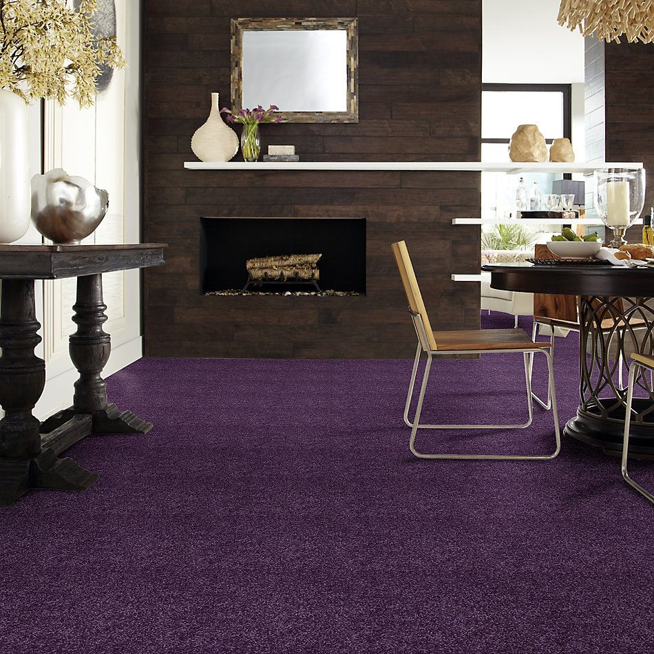Shaw Floors Value Collections All Star Weekend 1 15 Net Grape Slushy 00931_E0793