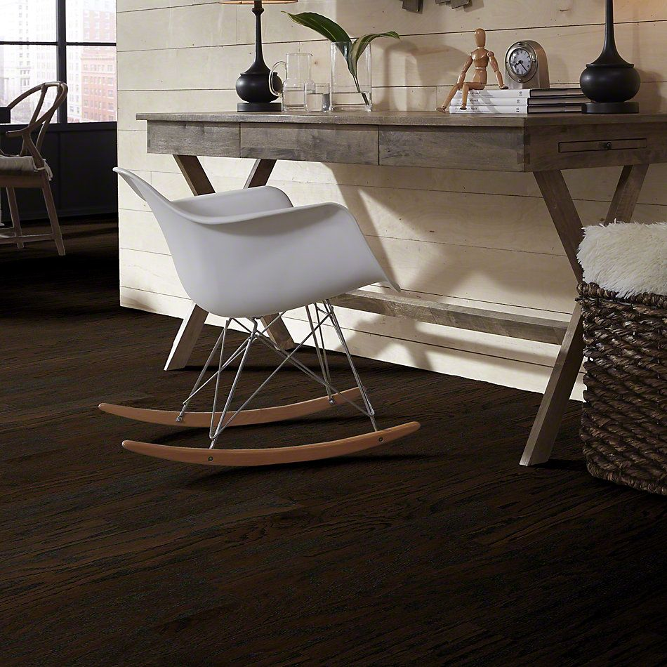 Shaw Floors Duras Hardwood All In II 5 Coffee Bean 00938_HW582