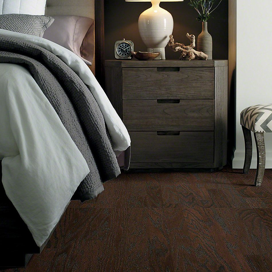 Shaw Floors Shaw Hardwoods Albright Oak 3.25 Coffee Bean 00938_SW581