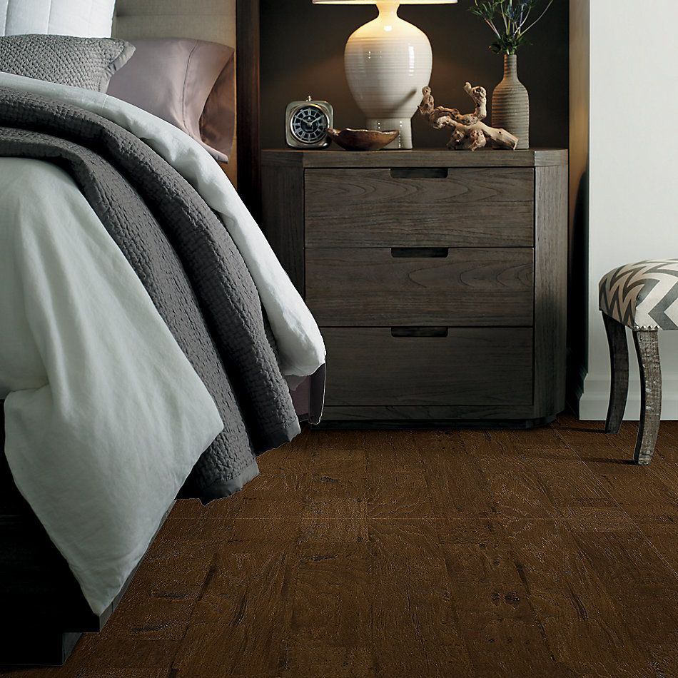 Shaw Floors Nfa Premier Gallery Hardwood Brighton Point 5 Weathered Saddle 00941_VH032