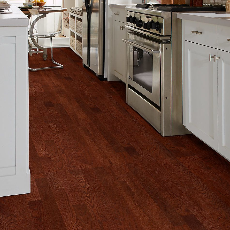 Shaw Floors Home Fn Gold Hardwood Family Reunion 3.25 Cherry 00947_HW425