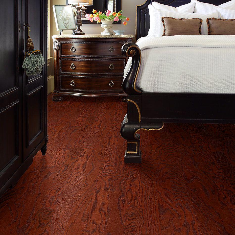 Shaw Floors Duras Hardwood All In II 3.25 Cherry 00947_HW581