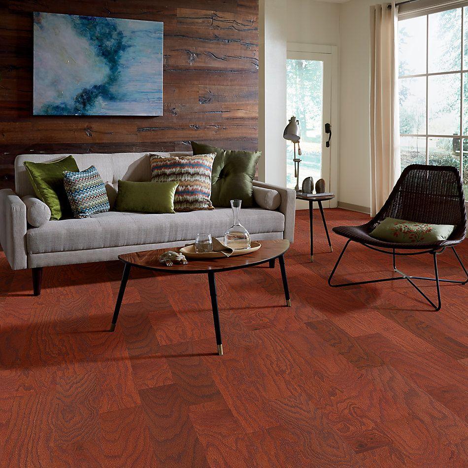 Shaw Floors Shaw Hardwoods Hawkins 5 Cherry 00947_SW488