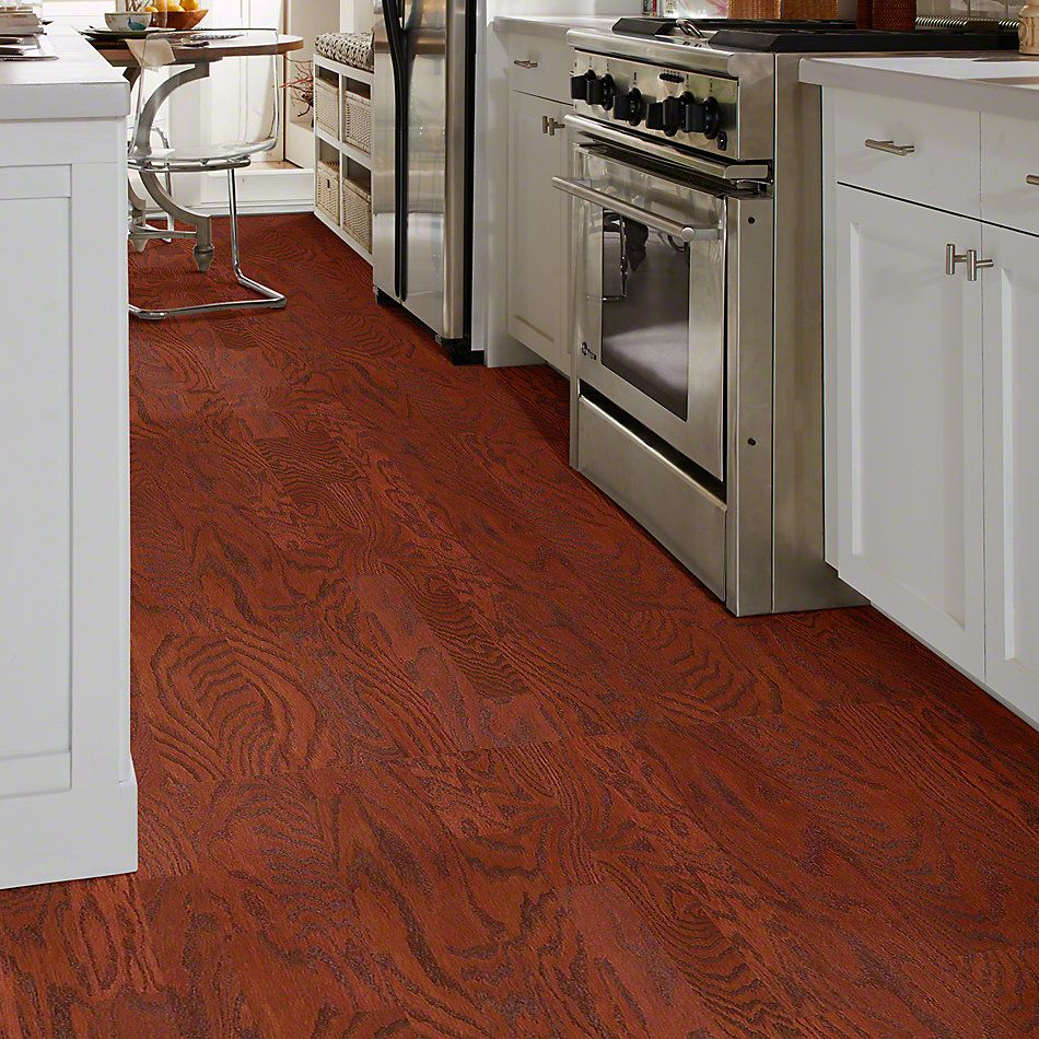 Shaw Floors Shaw Hardwoods Albright Oak 3.25 Cherry 00947_SW581