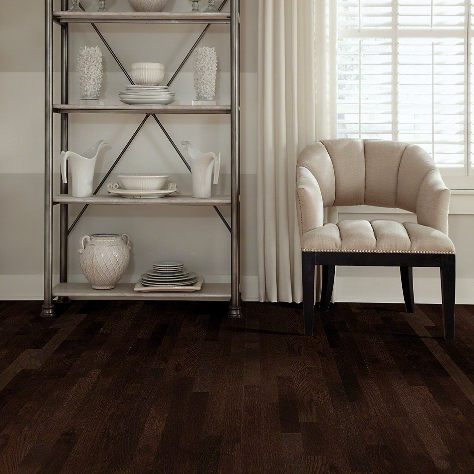 Shaw Floors Shaw Hardwoods Bellingham 2.25 Coffee Bean 00958_SW475
