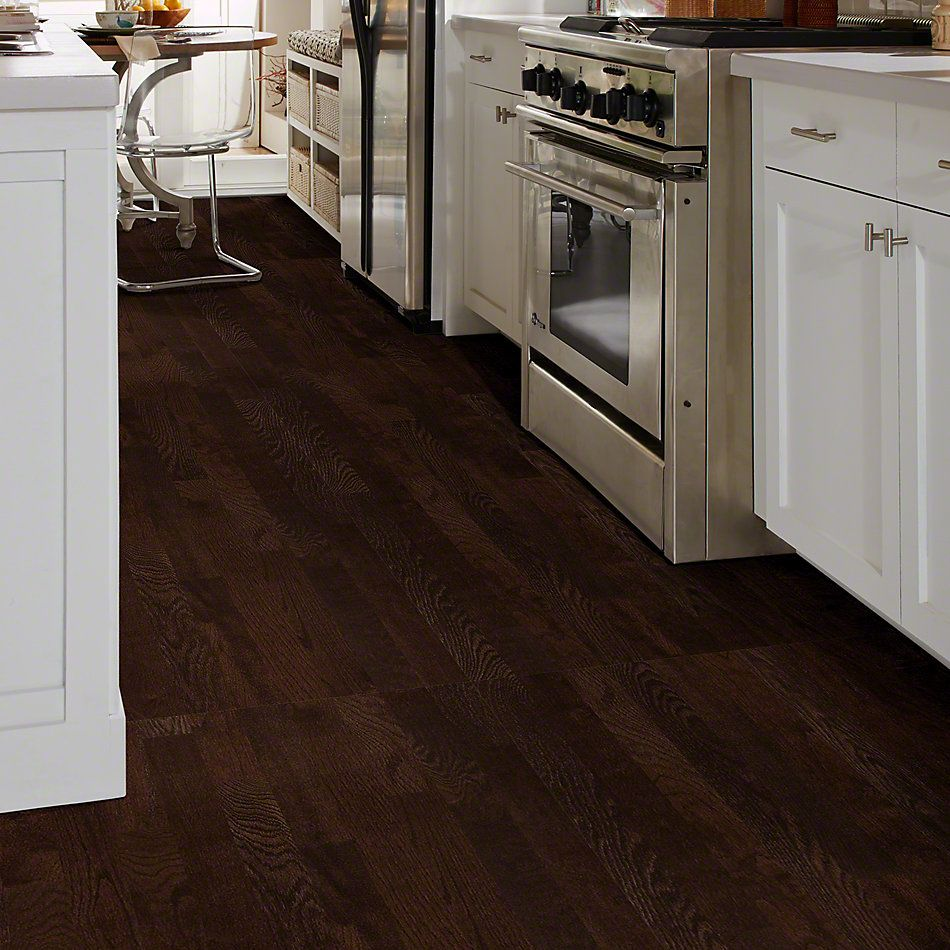 Shaw Floors Shaw Hardwoods Bellingham 3.25 Coffee Bean 00958_SW476