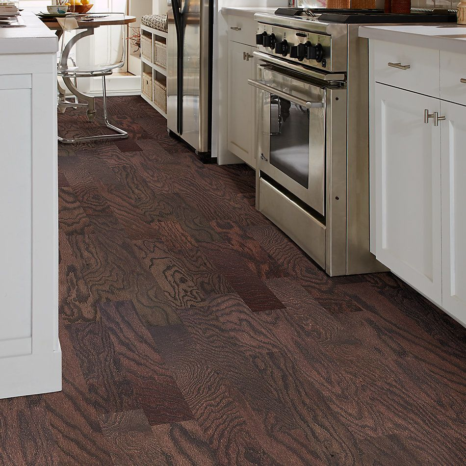 Shaw Floors Shaw Hardwoods Timeless Oak 5″ Coffee Bean 00958_SW695