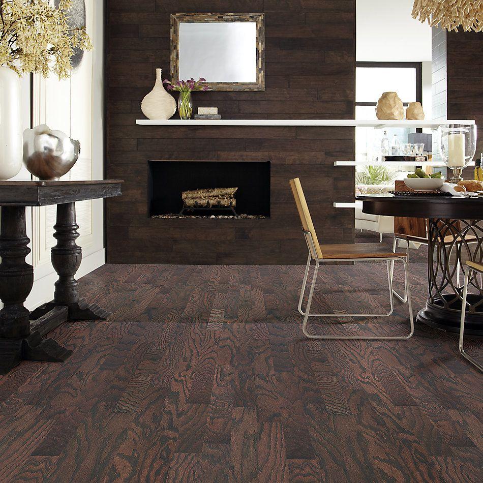 Shaw Floors Shaw Hardwoods Timeless Oak 3.25″ Coffee Bean 00958_SW699