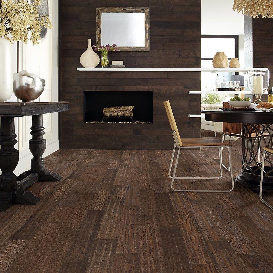 Shaw Floors Home Fn Gold Hardwood Kincade Sportsman Park Brown 00980_HW147