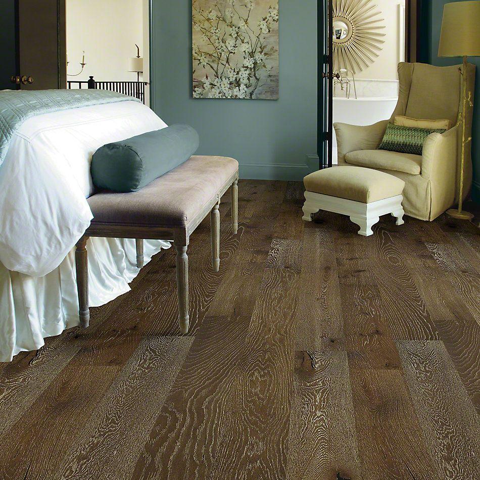 Shaw Floors Shaw Hardwoods Castlewood Oak Trestle 00986_SW485