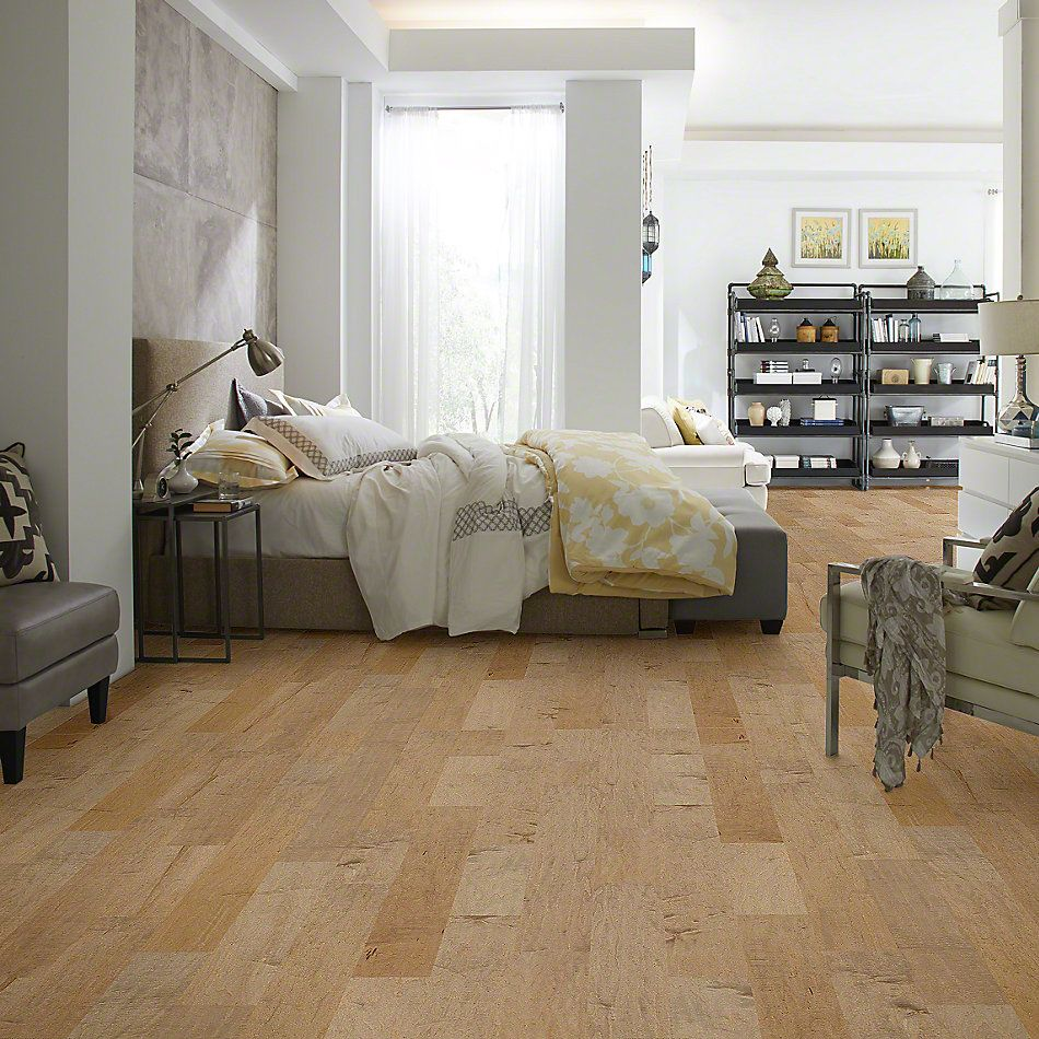Shaw Floors SFA Fairbanks Maple 6 3/8 Gold Dust 01001_SA460