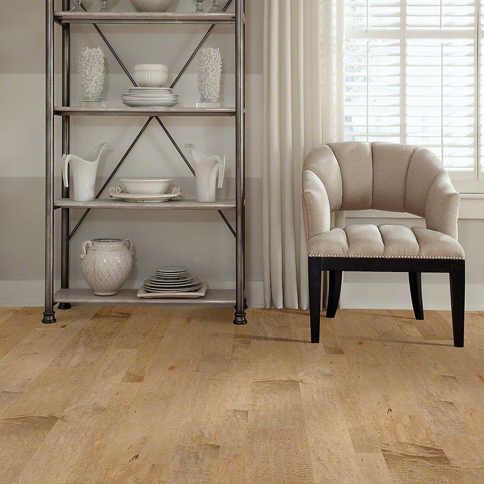 Shaw Floors SFA Fairbanks Maple Mixed Width Gold Dust 01001_SA461