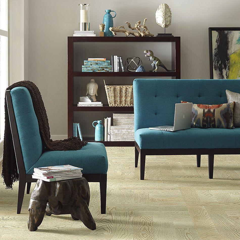 Shaw Floors Home Fn Gold Hardwood Park Avenue Herringbone Astor 01007_HW663