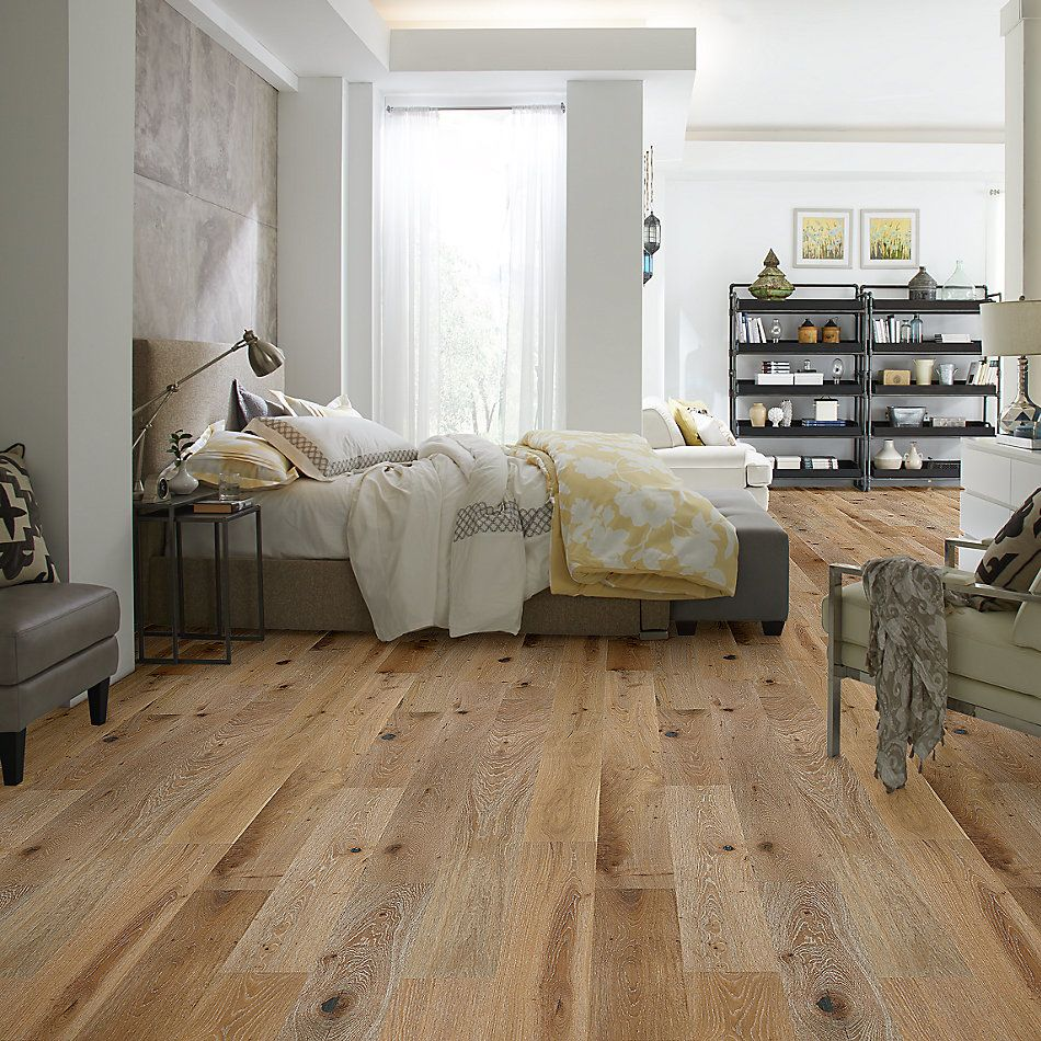 Shaw Floors Home Fn Gold Hardwood Kingston Oak Chatelaine 01010_HW485
